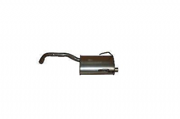 FORD KA FIAT 500 / PANDA 1.1,1.2 MODELS 2003 TO 2015 NEW EXHAUST SILENCER TAIL PIPE  EFT787